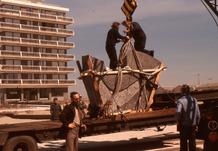 De Panne: het 'Memorial Dunkirk Veterans' wordt op de Leopold I-Esplanade geplaatst