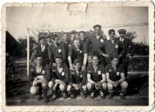 Zillebeke: voetbalploeg 1943