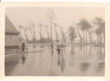 Adinkerke: de Moeren onder water
