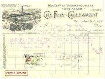 Roesbrugge: brouwerij Feys