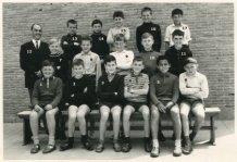 De Panne: 6de leerjaar B 1966-1967 St.-Pietersschool