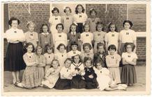 Poperinge: schoolklas Zusters Penitenten