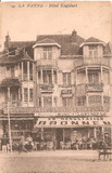 De Panne: Hôtel Englebert