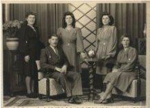 Oostvleteren: de familie Gaston Deroo-Ida Meeuws