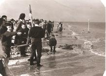 De Panne: spanning stijgt bij strandspelen.