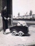 Nieuwpoort: een kinderkoets anno 1936