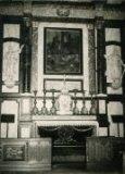 Lo: Sint-Rochusaltaar in de Sint-Pieterskerk