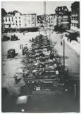De Panne: Tsjechisch bataljon op Markt