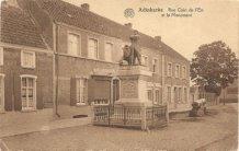 Adinkerke: monument der gesneuvelde soldaten