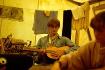 Groot-Brittannië: Ipswich: musiceren bij de scouts