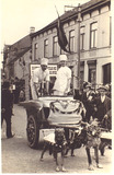 Reningelst: inhuldiging burgemeester Gaston Lamerant