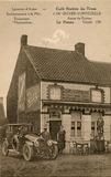 De Panne: café Station du Tram, chez Jules De Decker