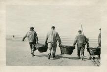 De Panne: vissen op zee met een 'klein want'