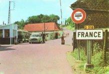 Westouter: douane