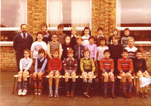 Gemeenteschool Jonkershove Klasfoto