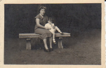 Moeder met dochter.