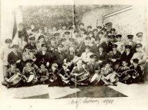 Oostvleteren: eeuwfeest muziekmaatschappij