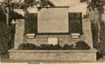 Ramskapelle: 6e Linieplein tijdens de jaren vijftig