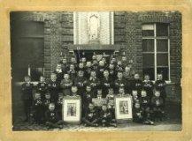 Poperinge: leerlingen van de Brabantschool