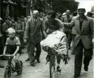 Poperinge: ereronde winnaar 'Omloop Zuid-West-Vlaamse bergen' 1951