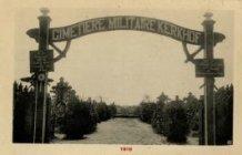 Westvleteren: Militaire begraafplaats