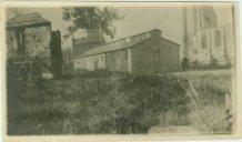 Elverdinge: noodkerk in barak