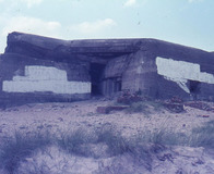 De Panne: bunker uit Tweede Wereldoorlog
