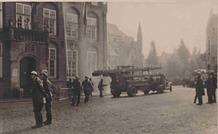 Koksijde: de brandweer van Koksijde geeft een demonstratie in Nieuwpoort.