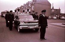 Koksijde: begrafenis brandweer luitenant Kesteloot