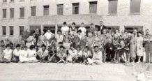 Langemark: bewoners en verplegend personeel van het rusthuis