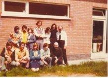 Jonkershove: bestuur van de jeugdclub