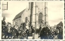 Vlamertinge: vredesstoet 1 juli 1945