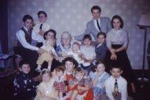 Vladslo: familiefoto Zulma Depuydt, uitgeweken naar Detroit