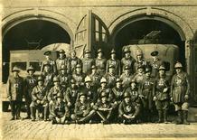 Nieuwpoort-Stad: Brandweerkorps 1945