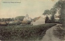 Kemmel: dorpsgezicht