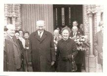 Hollebeke: Jean Cossart en Agnes Valdelièvre vieren gouden jubileum