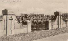 Ramskapelle: het Belgische militaire kerkhof