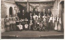 De Panne: toneelgezelschap 'De Lauwerkrans'