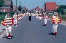 Roesbrugge: processie