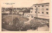 De Panne: Hotel du Parc/Parkhotel