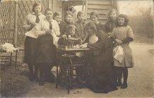 Arromanches: onderwijs in de koloniën