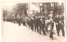 De Panne: herdenking wapenstilstand Eerste Wereldoorlog