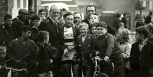 Diksmuide: wielrennen: Michel Pollentier