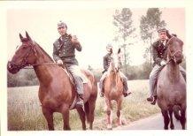 Hollebeke: Duitse soldaten in de stoet Hollebeke-1000