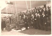 De Panne: Koning Boudewijn op inhuldiging monument Leopold I