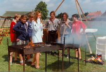Kortemark: 35 jaar scouts