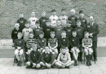 Passendale: klasfoto schooljaar 1966-1967