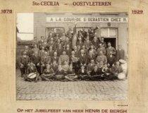 Oostvleteren: jubelfeest dirigent Henri De Bergh