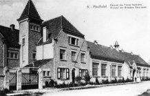 Houthulst: klooster van de broeders Xaverianen