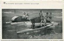 De Panne: sportief zeetochtje met een pédalo